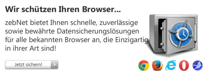 Backup für Browser